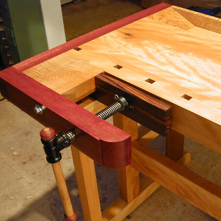 Fe Guide Building : Used woodworking bench for sale