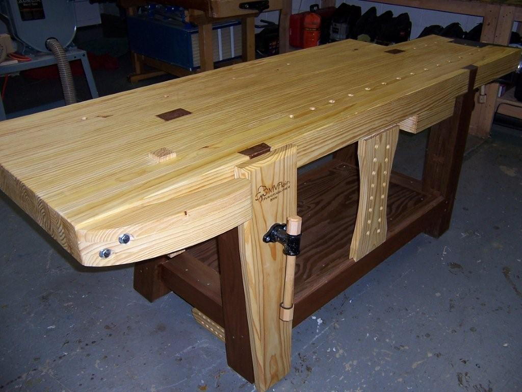 carpenter bench plans