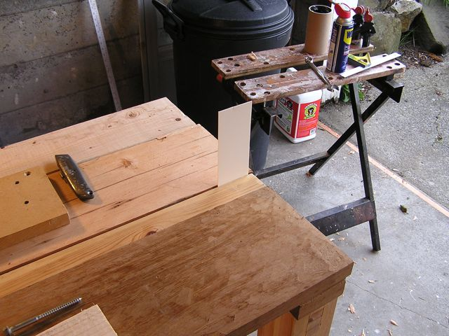 Fine woodworking ebook, Woodworking Bench Top Thickness